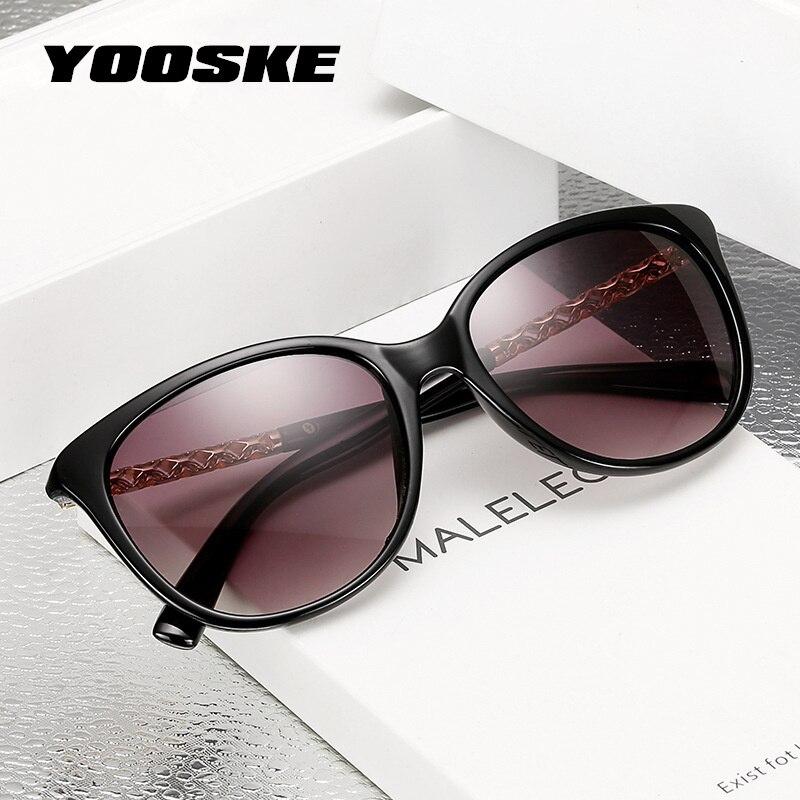 YOOSKE Stern Stil Luxus Sonnenbrille Frauen Marke Übergroßen ...