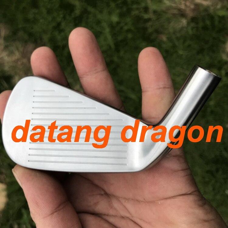 Datang Дракон гольф утюги оригинальный серебряный P790 (4 5 6 7 8 9 P A) с аутентичными NS PRO 950 Жесткий Вал реальные клюшки для гольфа