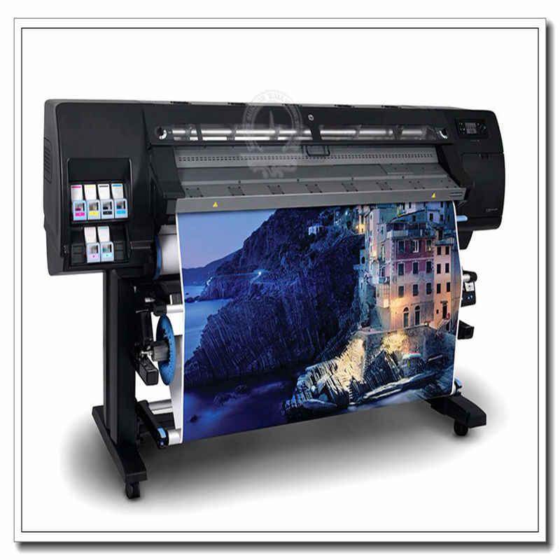 Modułowe zdjęcia Wall Art na płótnie HD drukuje plakat 5 sztuk pole golfowe drzewa zachód słońca krajobraz malarstwo Home Decor pokoju ramy
