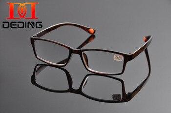 f750f2344 Deding مصنع سعر بيع المألوف للجنسين TR90 Hd نظارات للقراءة العلامة التجارية  الرجال الشيخوخي عدسة نظارات