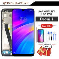 AAA Quality Original LCD For Xiaomi Redmi 7 LCD With Frame Display Screen For Redmi 7 Screen With Frame