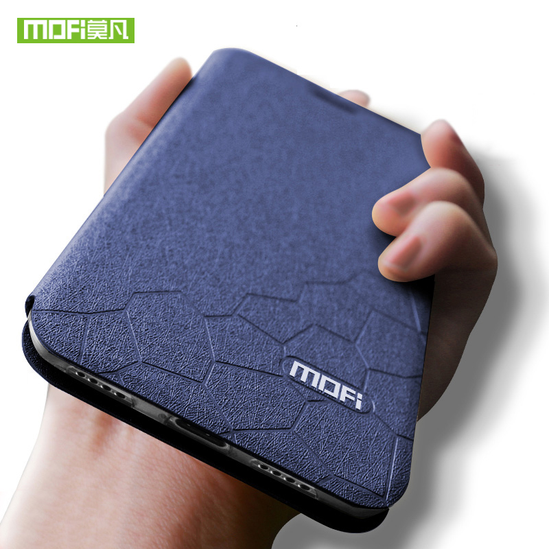 For Xiaomi Mi Note 3 Case Cover xiaomi mi note 3 pro Silicon Luxury Flip Leather Original MOFI Xiaomi Mi Note 3 Case 360 protect