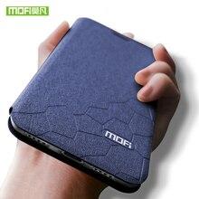 For Xiaomi Mi Note 3 Case Cover xiaomi mi note pro Silicon Luxury Flip Leather Original MOFI 360 protect