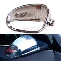 1 X Left Wing Review Mirror Cover Casing Cap Housing For VW Golf Mk4 Bora 1J2