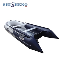 China Cheap Price PVC Fishing Inflatable Boat Motorized Inflatable Boat