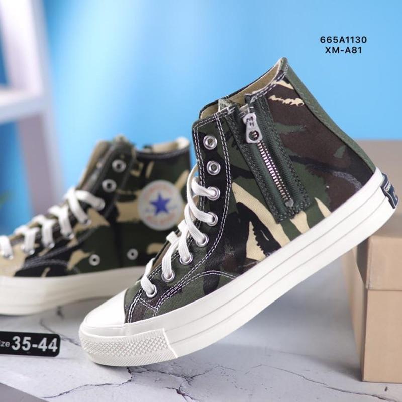 Peu Plates Chaussures Couple Mode Sale Étudiants De En Cuir Top Décontractées High Arrondi Hommes Bout Faire Vieux PZukXOi