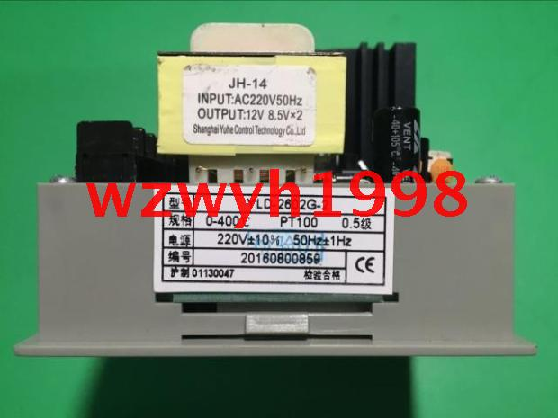 ФОТО Genuine Shanghai Yatai YLD-2000 temperature controller YLD2602G-2