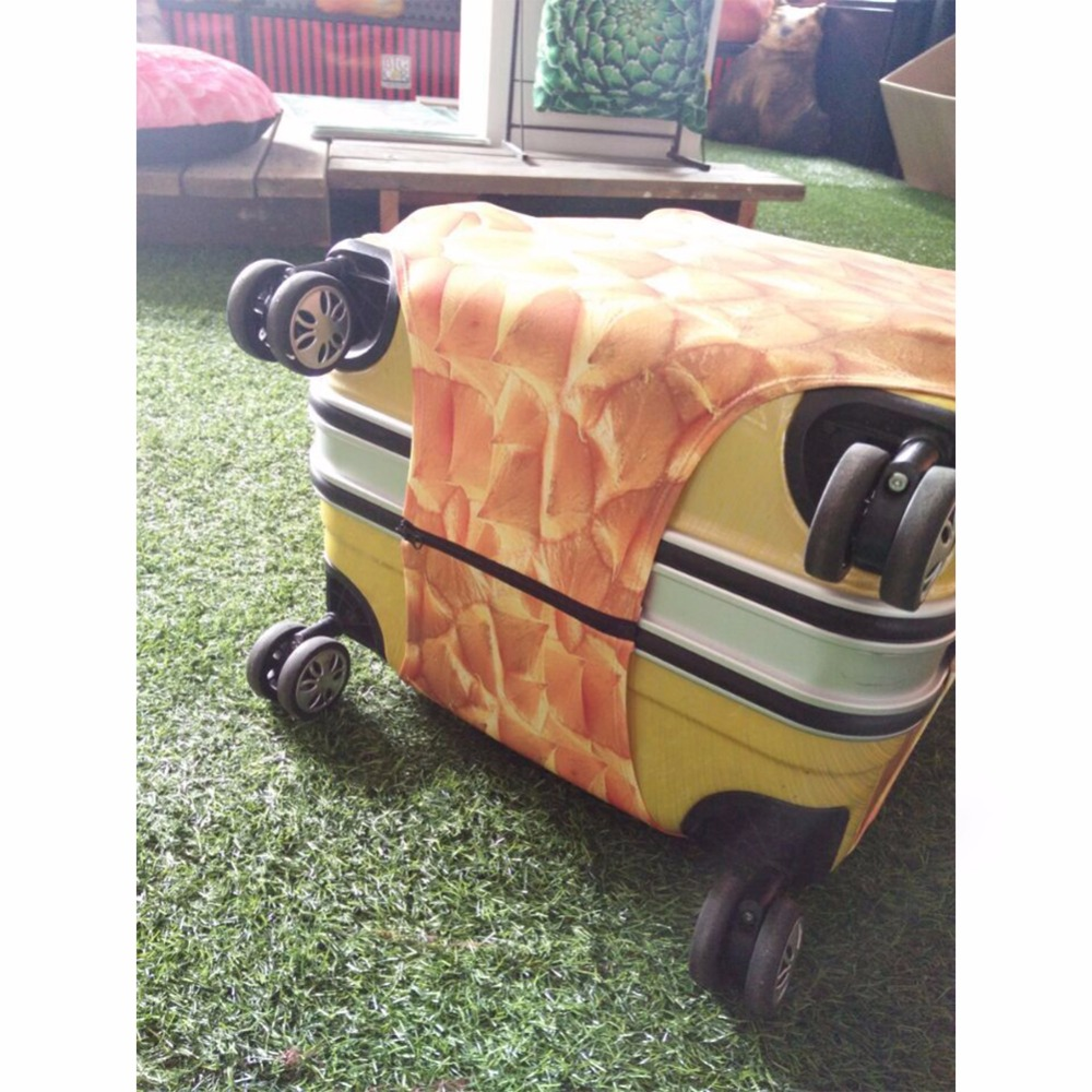 Noisydesigns лошадь упругие толстые Чемодан чехол для багажник случае применяются к 18-30 чемодан, чемодан защитная крышка путешествия доступа