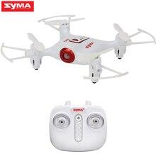 SYMA Original X21 Zangão RC Quacopter Helicóptero Drones Aircraft Dron Headless Modo Pairar Fixo Função de Alta Brinquedos Para Presente Do Menino