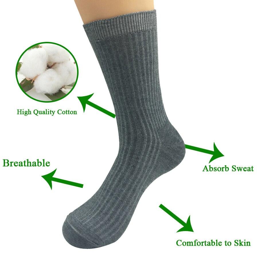 Aliexpress.com: Comprar 5 par/lote vestido calcetines hombres ...