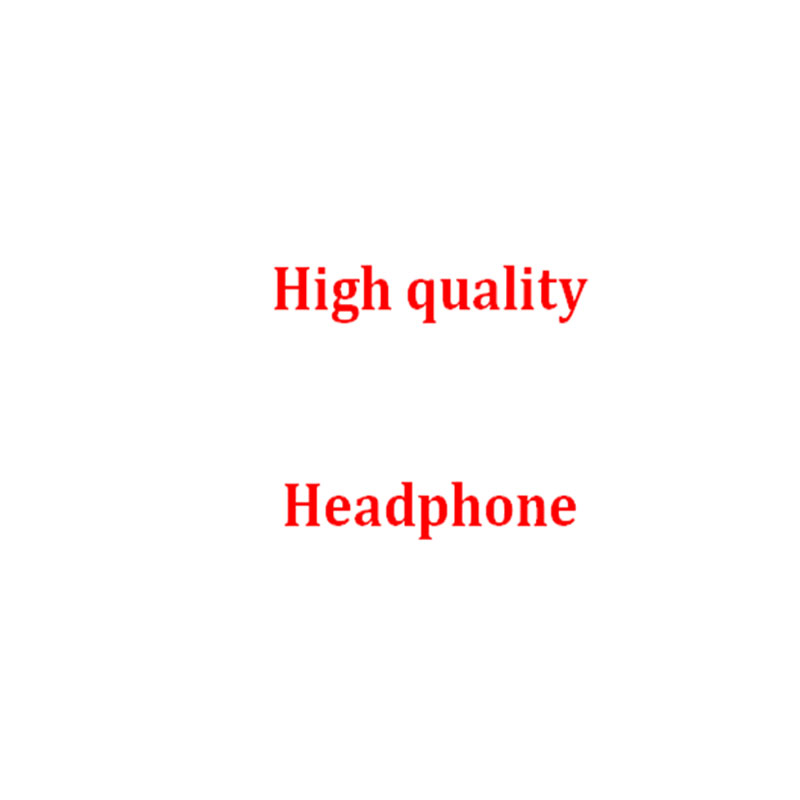 Generation I DJ Studio Headphones Deep Bass Noise Isolating headset With Mic Monitorring for iPhone Samsung iPad iTouch image