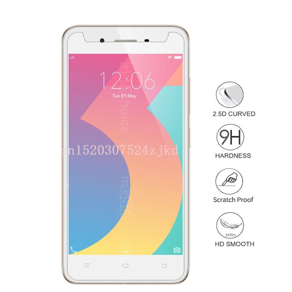 protective glass on For Vivo Y53I tempered glas screen protector phone protection film For Vivo Y 53I 2.5D