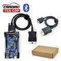 TCS cdp pro + con Bluetooth y 2014.2 keygen TCS Pro 3 en 1 herramienta de Diagnóstico del Carro del coche Genérico tcs TCS Pro Envío gratis