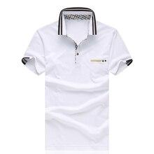 Polo Slim Fit Men 2016 Men Polo Brand Spring Mens Brand Polo Shirt M- XXXXL 5XL D0150