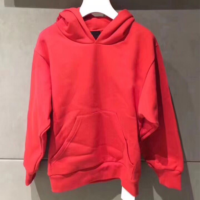 kid sweatshirt boys girls red long sleeve t-shirt Autumn Fashion soft pullover hooded for Children hoodie in stock hooded graphic print long sleeve hoodie