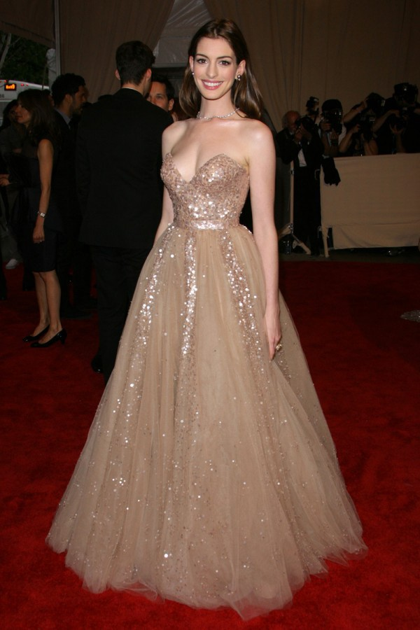 dress mules Picture - More Detailed Picture about Anne Hathaway ...