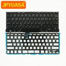 Клавиатура для ноутбука Macbook retina 13 »A1502 клавиатура Клавиатура для ноутбука Корейский стандарт с подсветкой 2013 2014 2015