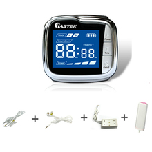 Digital Wrist Medical Laser Watch 650nm Soft Laser for Diabetes Therapy Cholestrol Blood Regulation High Blood Pressure Sugar CE цена и фото