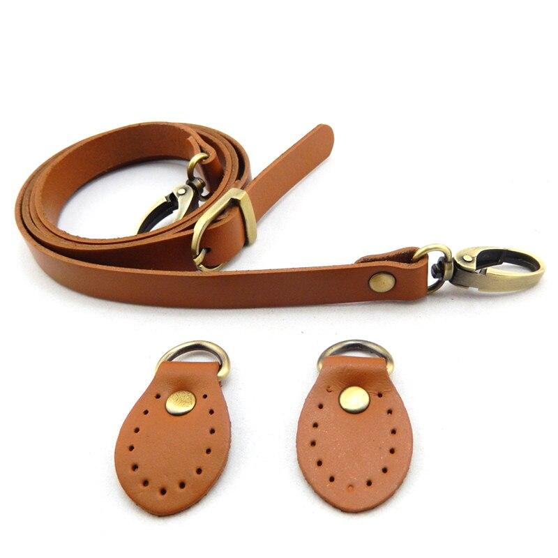120cm Adjustable Bag Strap Tree Bark Leather Handle Messenger Shoulder Bag Handle Gold Buckle For Handbag DIY Accessories KZ0277