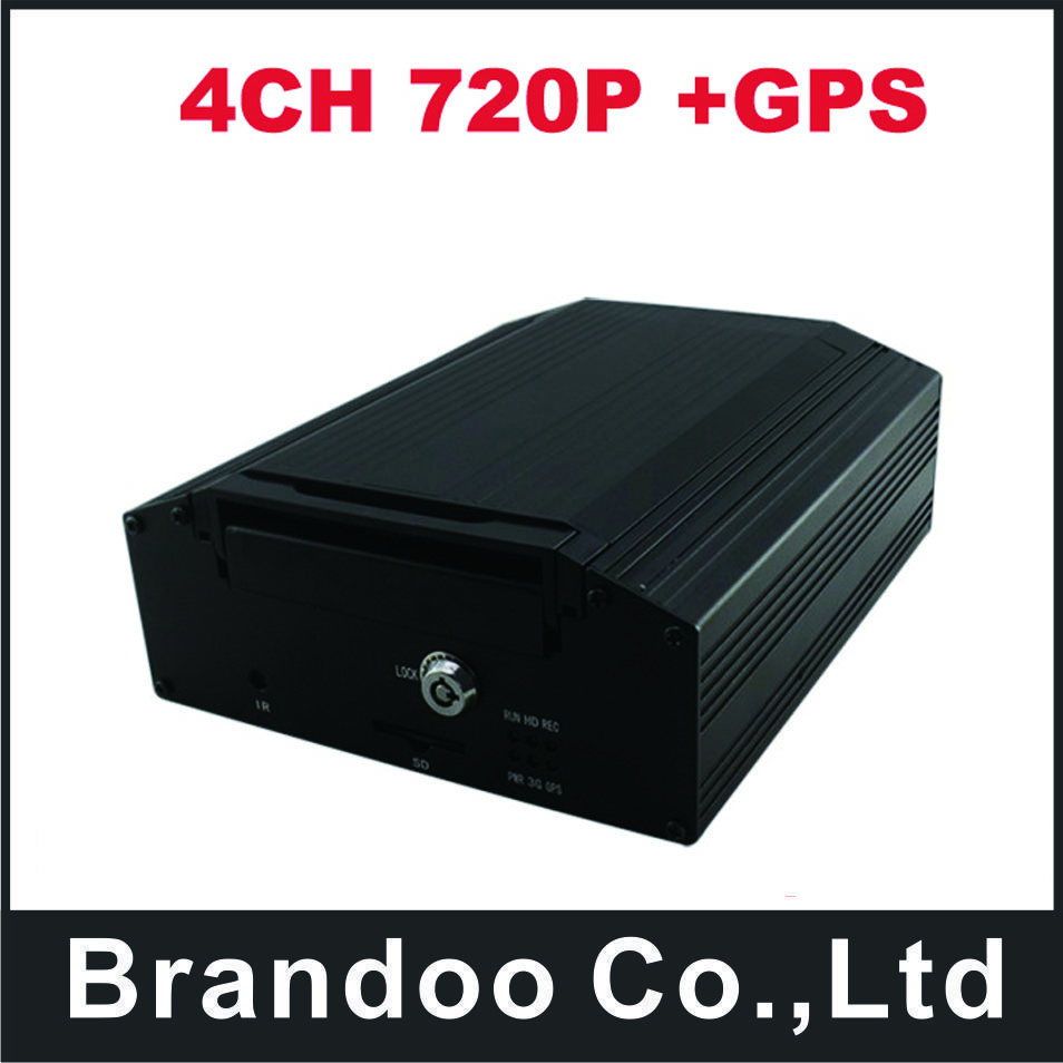 4CH Mobile DVR the max. video resolution is 1080x720P, frame rate is 100f/s for 4 channel. Support 2TB or 128GB memory. ...