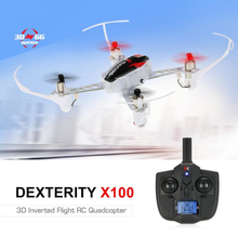 The latest RC helicopter X100 3D 6G Carbon Fiber 6CH 6 Axis Gyro Invert Pendulum Rolling