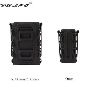 VULPO Hunting Mag pouch Tactical 5.56mm & 7.62mm Magazine Pouch 9mm Pistol Molle Magazine Pouch