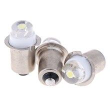 Светодиодный светильник лампы P13.5S 0,5 Вт Светодиодный светильник вспышки светильник фонарь светильник сменная светодиодная лампочка рабочий светильник лампа 3V 4,5 V 6V