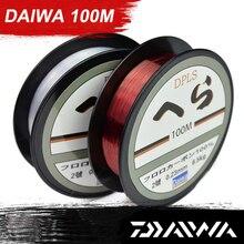 DAIWA 100M Super Strong Nylon Fishing Line 2LB – 40LB 2 Colors Japan Monofilament Fishing Line for Carp & Match & Sea Fishing