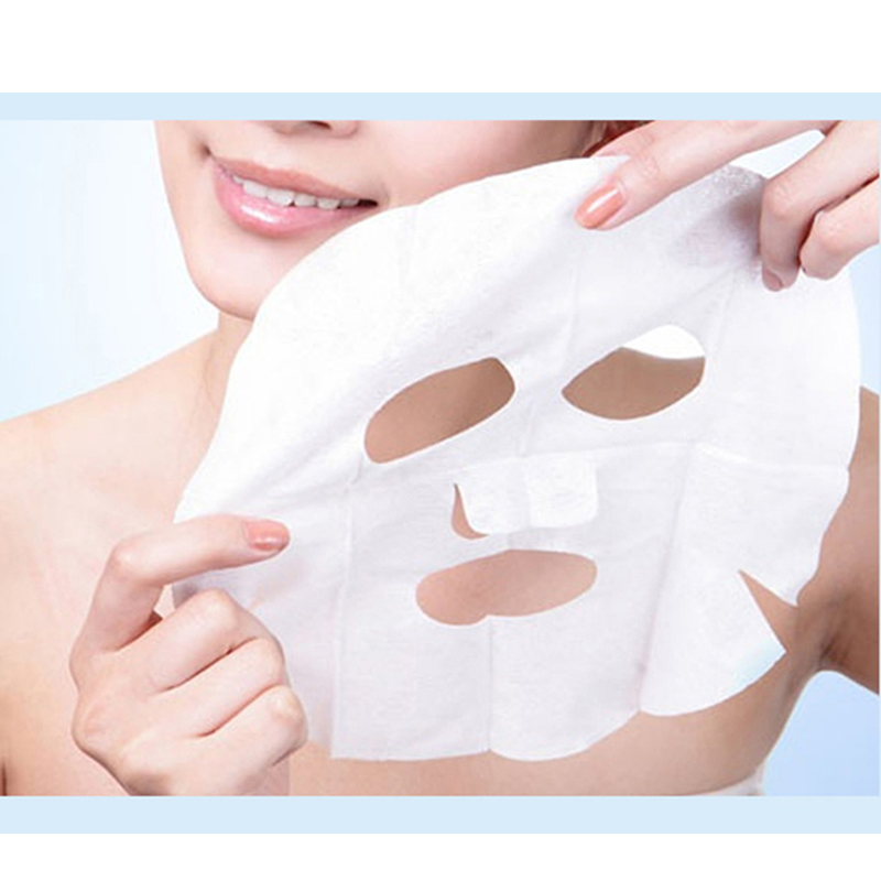 20/30/40pcs Natural Cotton Face Mask Scar Removal Whitening Compression Mask For The Face Cream Skin Care Collagen Peel Mask