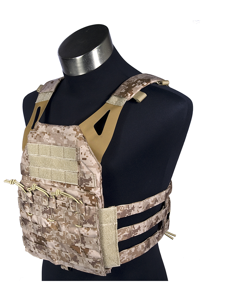 AOR1 Camo 500D Mil Spec Military JPC Plate Carrier Combat Molle Tactical Vest Army Military Combat Vests Gear Carrier