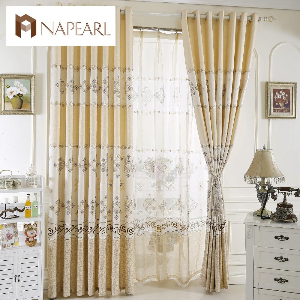 cortinas cortinas de lujo para la decoracin casera moderna balcn cocina telas de las cortinas para