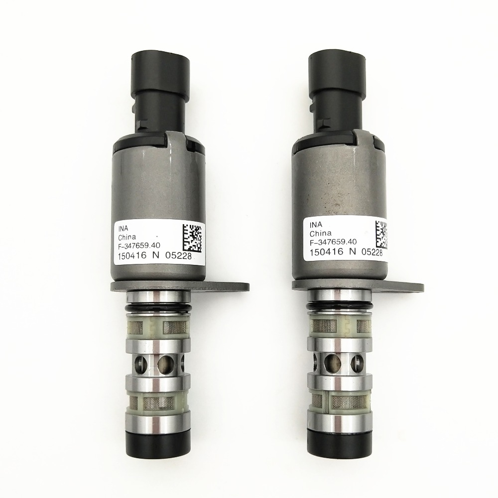 2 x Vauxhall Insignia Camshaft Position Solenoid Valve 1.6 1.8 55567050 INA