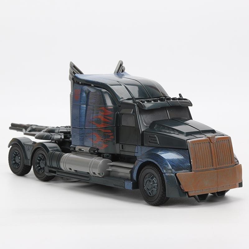 Transformateurs le dernier chevalier ombre étincelle sombre Optimus Prime PVC figurine Collection modèle poupée jouets première édition - 5