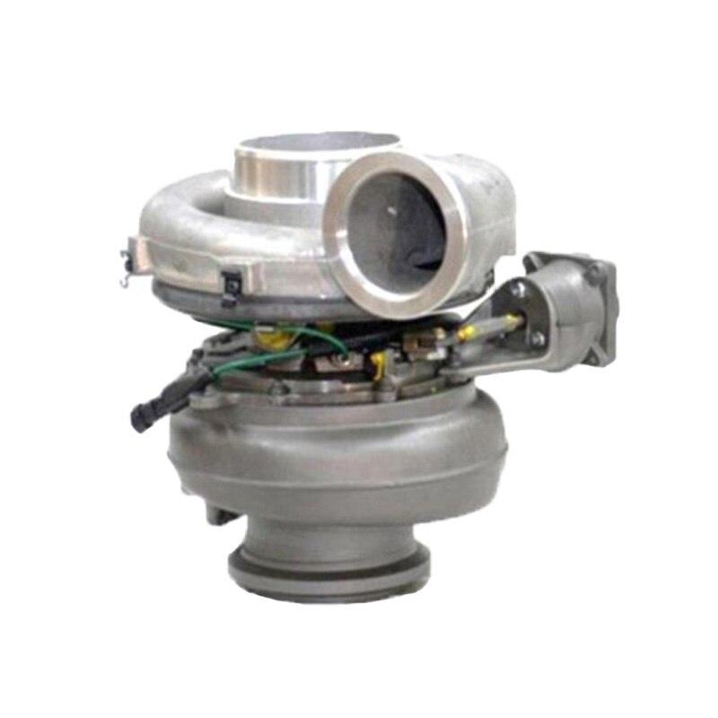 Doğu turbo GTA4502V turbo 758204-0007 758204-5007 S 752389-0005 r23534361 detroit diesel Series 60 için EGR VGT motor