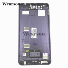 For Asus PadFone A86 T004 Battery Cover Original A86 Back Cover Free Shipping With Tracking Number