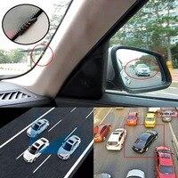 Microwave Radar Blind Spot Detection System BSA BSM BSD Microwave Blind Spot Monitoring Assistant Car Driving Security detect