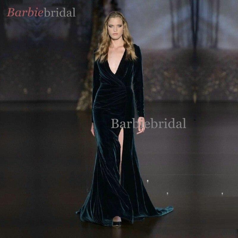 Popular Velvet Bridesmaid Dress-Buy Cheap Velvet Bridesmaid Dress ...