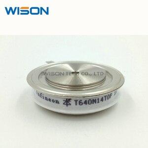 Image 1 - T640N16TOF T640N14TOF T640N12TOF  T640N18TOF   FREE SHIPPING NEW AND ORIGINAL SCR THYRISTOR