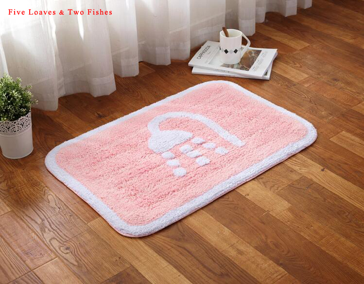 Hot sale Cotton Chenille Fabric Carpet Living Room Bedroom Rugs ...