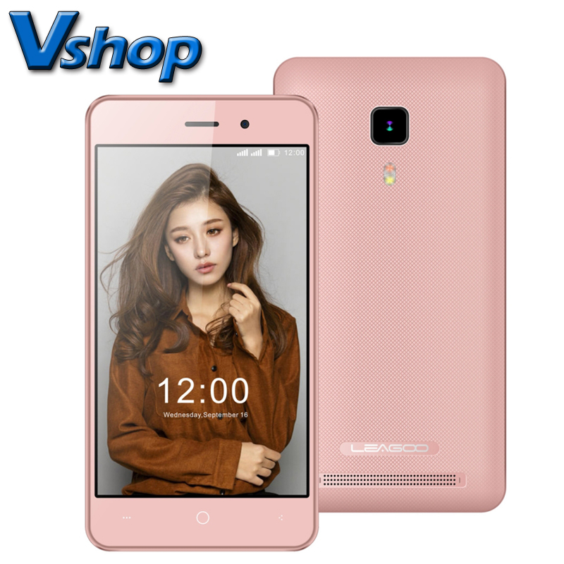 Original LEAGOO Z1C Mobile Phones Android 6 0 8GB ROM 512MB RAM 3 97 inch SC7371c