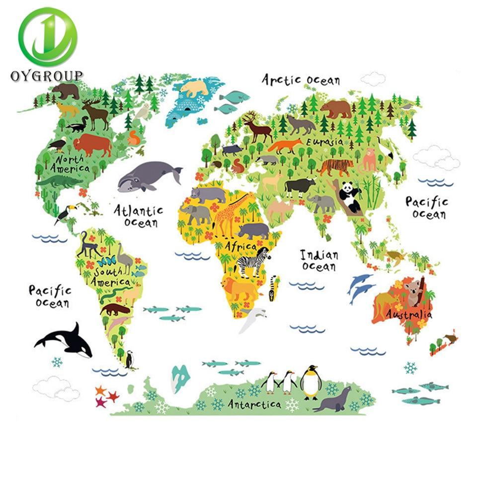 Mapa Flora Mapa
