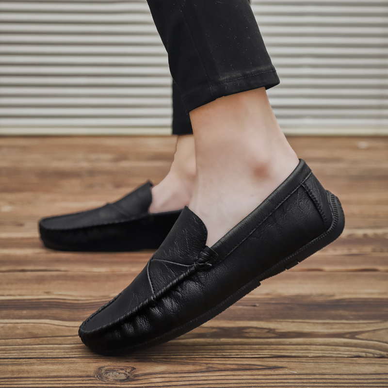 Genuine Leather Men Shoes outdoor fashion Soft Moccasins Loafers Brand Men Flats Comfy Driving Shoes Moccasins Shoes male p4Genuine Leather Men Shoes outdoor fashion Soft Moccasins Loafers Brand Men Flats Comfy Driving Shoes Moccasins Shoes male p4