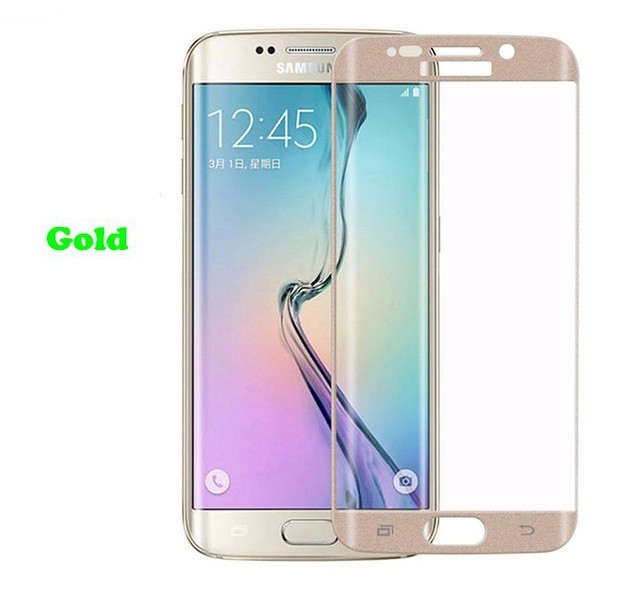 samsung galaxy s6 edge white. vothoon 20pcs for samsung galaxy s6 edge plus(s6 edge+) tempered glass screen protector white