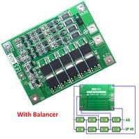 4S 40A Li-ion Batterie Au Lithium 18650 Chargeur PCB Protection BMS conseil avec Équilibre Pour Forage Moteur 14.8 V 16.8 V Lipo Cellulaire Module