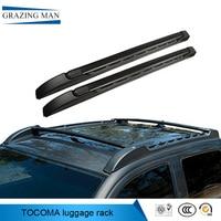 High quality aluminium roof rack rail bar for Tacoma 2005 2006 2007 2008 2009 2010 2011 2012