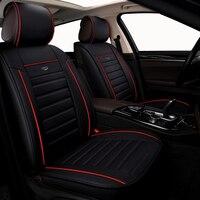 Auto Leather Universal car seat covers For infiniti qx56 qx60 qx70 qx80 jx35 zotye t600 roewe 550 2017 2016 2015