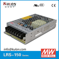 Meanwell Power Supply LRS 150 24 Single Output Variable Switching Mode Power Supply 150w 24v
