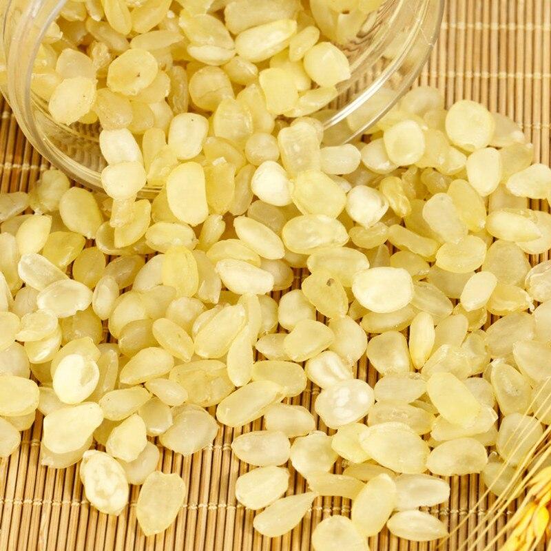 Riz naturel naturel naturel saponine bio, riz saponine, graine de Lotus des neiges, Tongmai nourrissante pour le cœur, nourriture de beauté, livraison gratuite