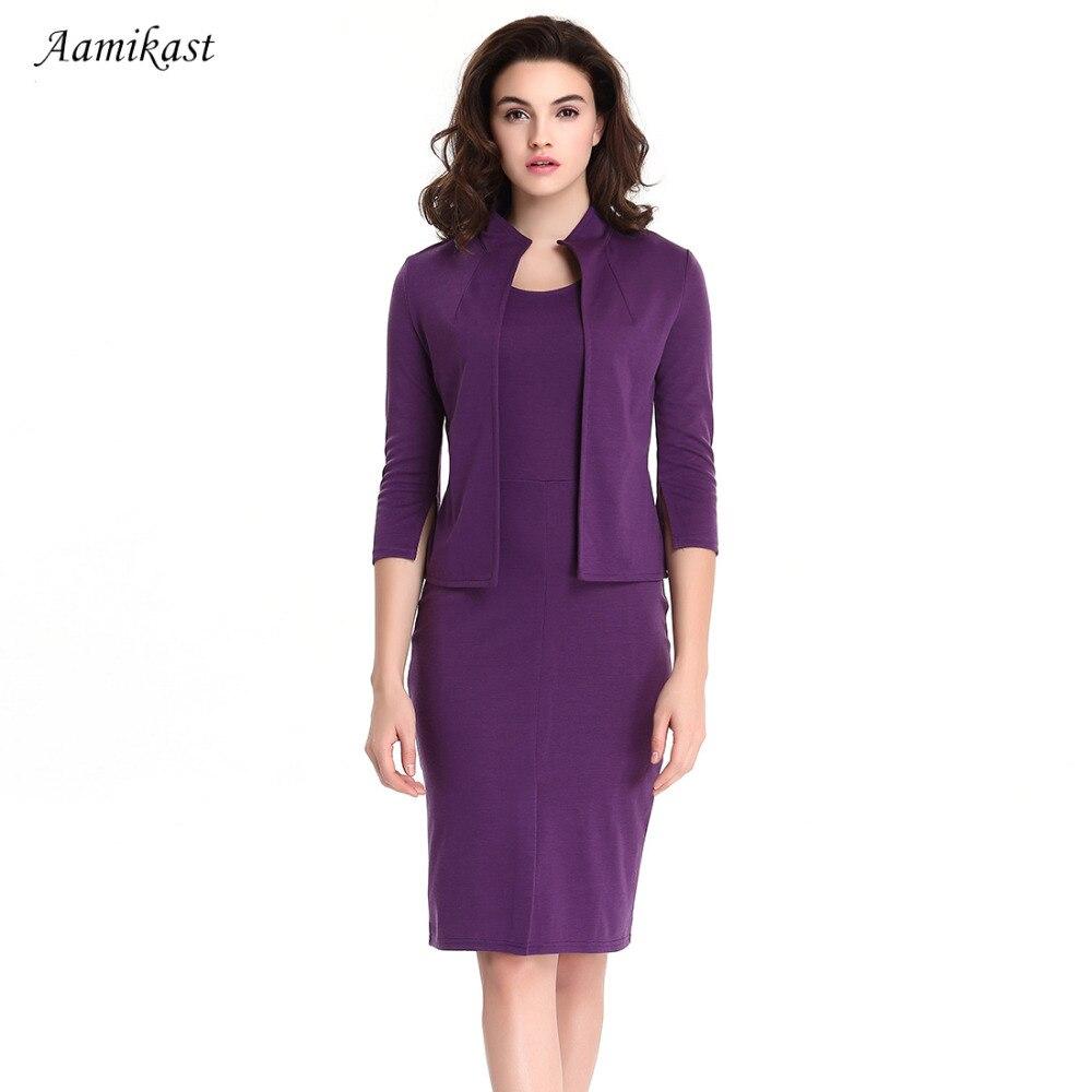 H0474 Women Dresses Hot Sale Celeb 2 PCS Vintage Pencil Bodycon Dresses S M L XL XXL XXXL