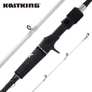 Image 1 - KastKing Crixus Baitcasting ספינינג פיתוי חכת דיג 30 טון פחמן סיבי בינוני מהיר פעולה ליהוק חכת דיג